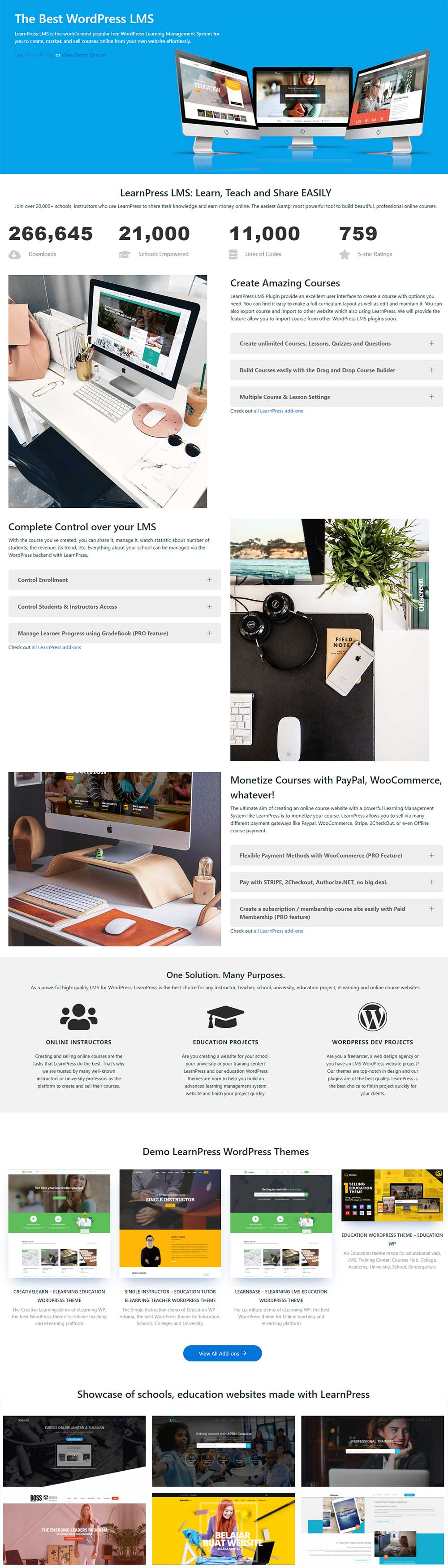 LearnPress - WordPress eLearning LMS Plugin