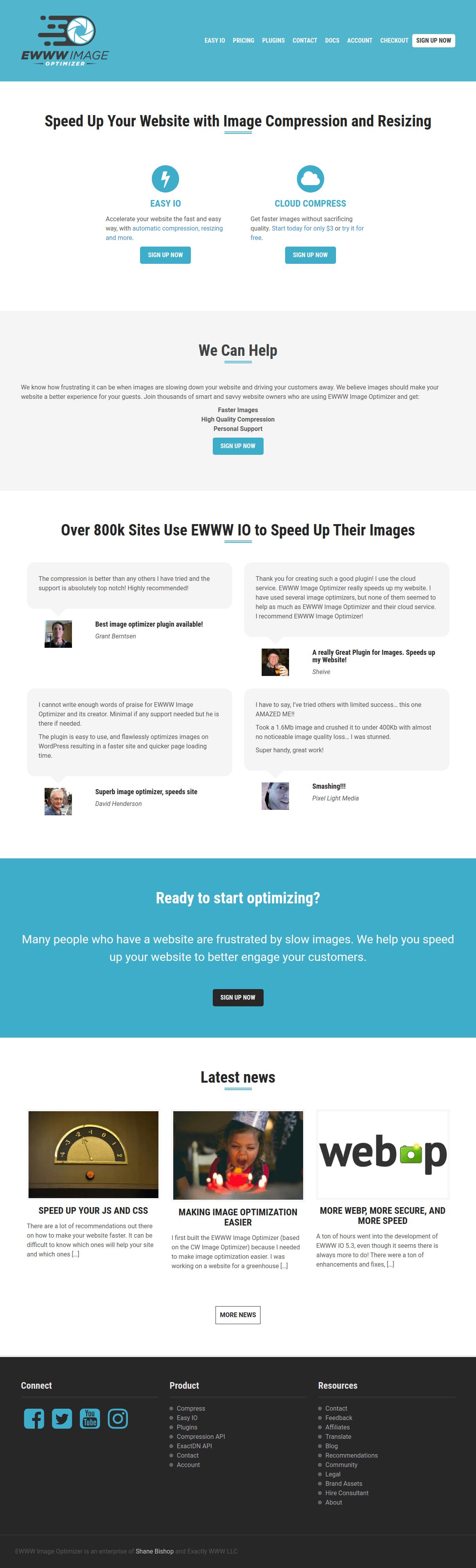 EWWW Image Optimizer - WordPress Image Optimization Plugin