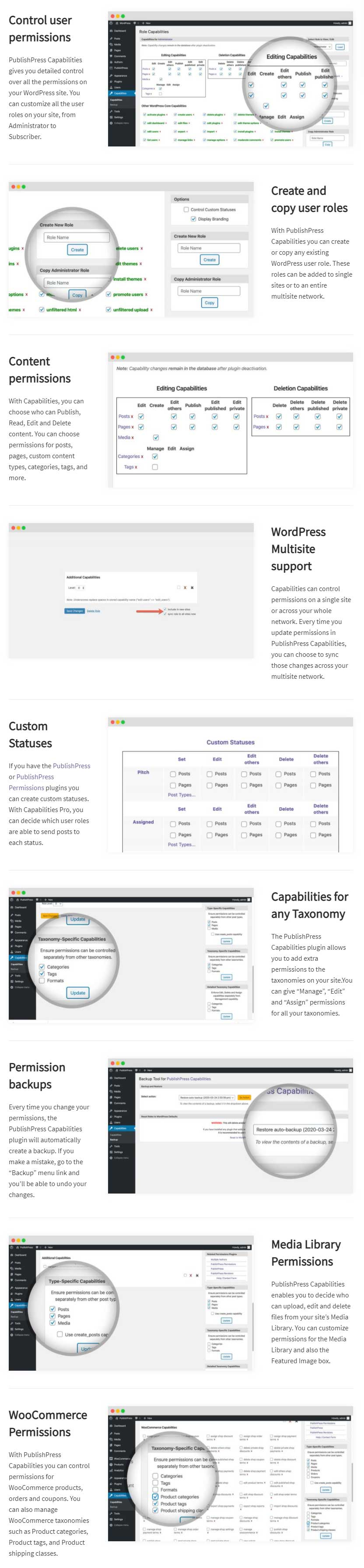 PublishPress Capabilities - WordPress User Role Plugin